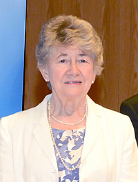 Ruth Gerald - Adjudicator